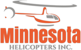 Minnesota Helicopter Rides Logo